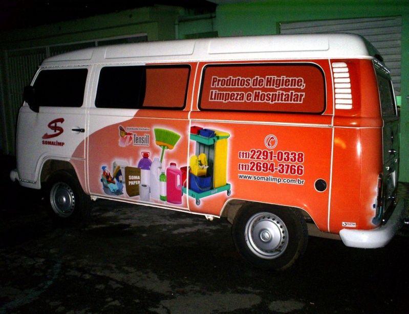 Empresa de Envelopamento de Carros de Limpeza Cidade Tiradentes - Envelopamento de Carros de Lojas