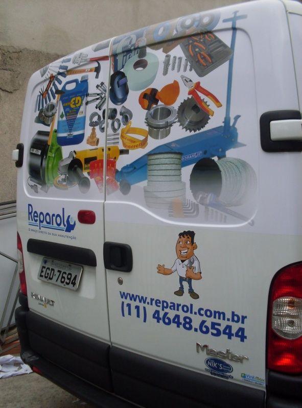 Empresa de Envelopamento de Veículos de Frotas Tatuapé - Envelopamento de Frota