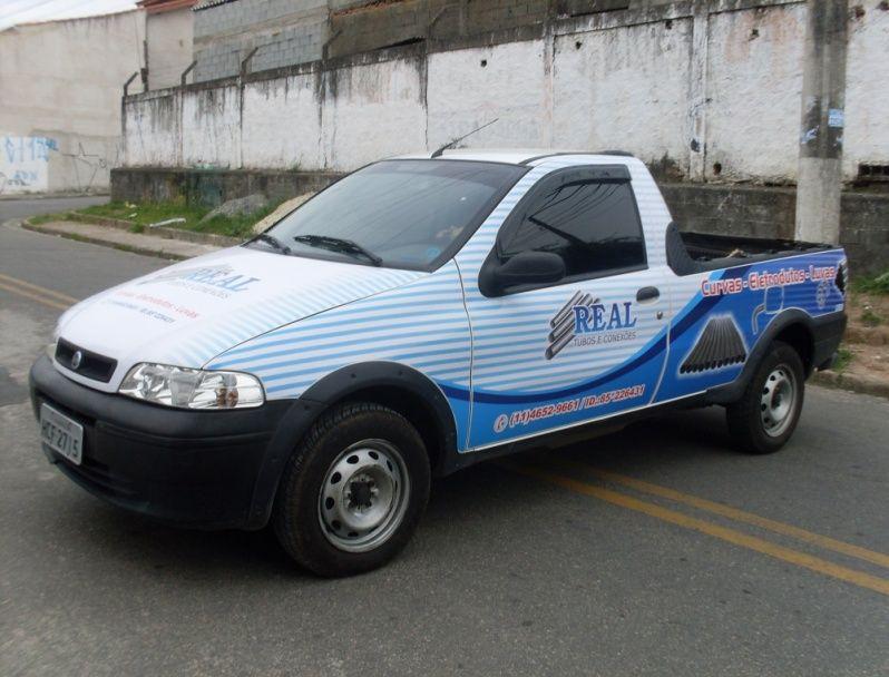 Empresa de Envelopamento em Frotas de Empresas Alphaville - Envelopamento para Carros de Empresas