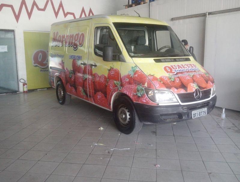Empresa de Envelopamento para Frota de Automóveis Francisco Morato - Envelopamento para Frota de Veículos