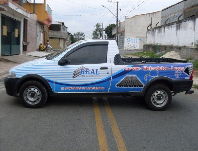 Empresa de Envelopamento para Frota de Veículos Guarulhos - Envelopamento para Frota de Veículos