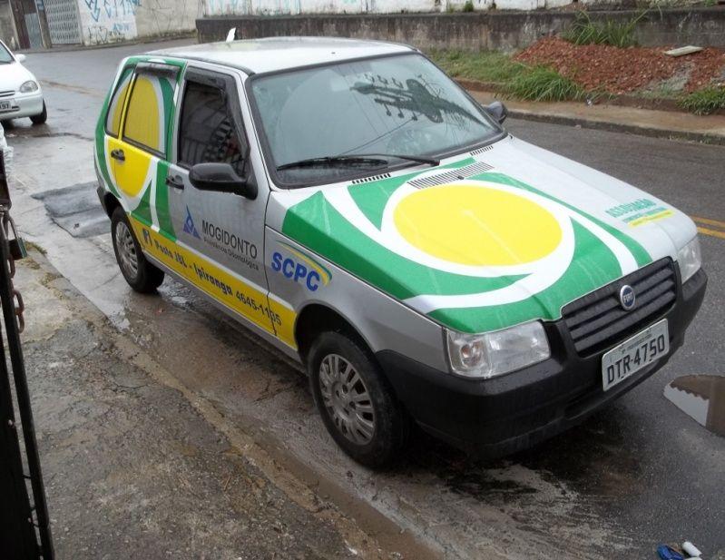 Empresa de Envelopamento para Viaturas Vila Esperança - Envelopamento para Frota de Automóveis