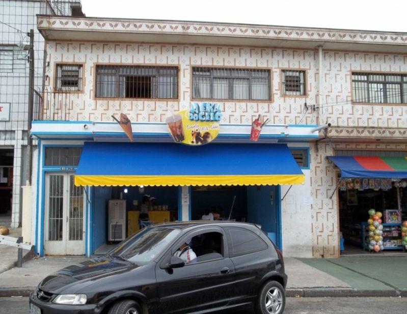 Empresa de Letra Caixa para Fachada de Comércio em Arujá - Letra Caixa Galvanizada