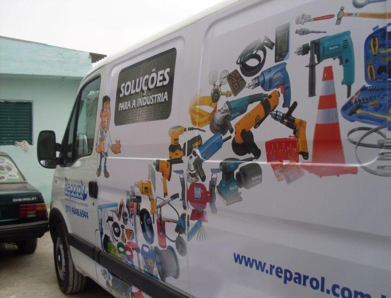 Envelopamento de Veículos de Frotas em Sp Santana de Parnaíba - Envelopamento para Viaturas