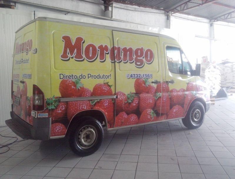 Envelopamento para Frota de Automóveis Francisco Morato - Envelopamento para Viaturas