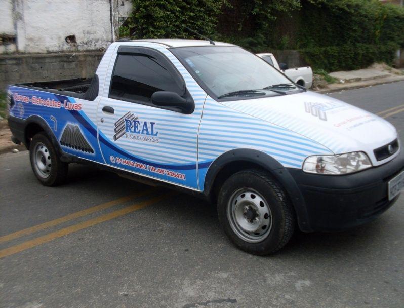 Envelopamento para Frota de Veículos em Sp Guararema - Envelopamento para Frota de Veículos