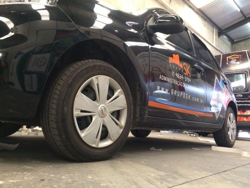 Envelopamento para Veículos de Empresa Cidade Tiradentes - Envelopamento de Carros de Limpeza