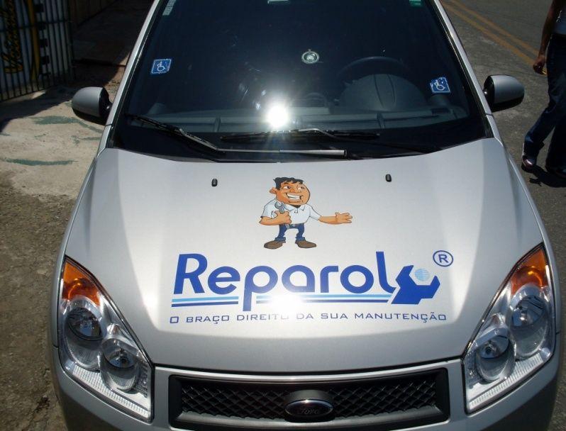Envelopamentos de Carros de Lojas Itaquera - Envelopamento de Carros de Lojas