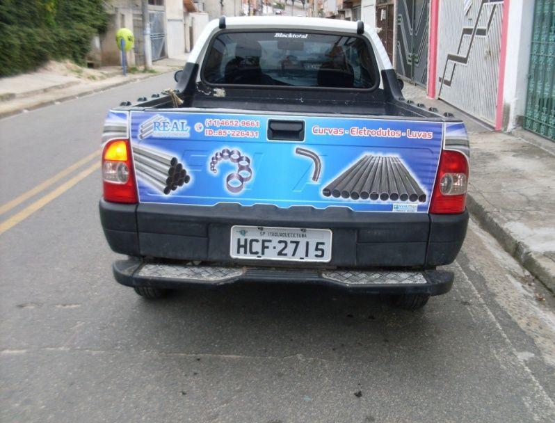 Envelopamentos para Frota de Veículos Anália Franco - Envelopamento para Viaturas
