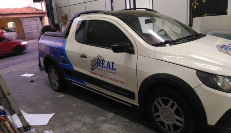 Envelopamentos para Veículos de Empresa Artur Alvim - Envelopamento de Carros de Limpeza