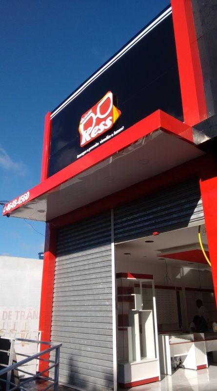 Logo 3d Vila Carrão - Letra Caixa em Sp