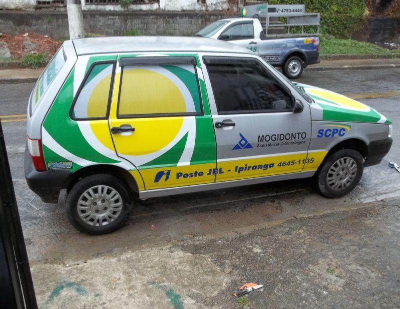 Preço de Envelopamento para Viaturas Itaim Paulista - Envelopamento para Carros de Empresas