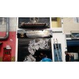 comprar letra caixa para vitrine de lojas Rio Grande da Serra