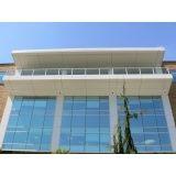 cotação de montagem de fachada de ACM Parque São Rafael