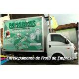 empresa de envelopamento de carros de frotas Guararema