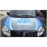 Empresa de envelopamento de veículos para empresas Anália Franco