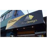 Empresa de fachada 3d Ponte Rasa