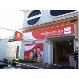 Empresa de fachada para empresas Parque do Carmo