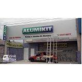 Empresa de fachadas comerciais Guaianases