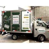 Envelopamento de veículos sp