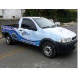 envelopamento para frota de veículos em sp Poá