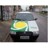 envelopamento para viaturas Jardim Iguatemi