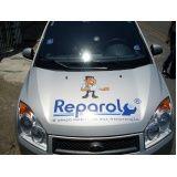 envelopamentos de carros de lojas Vila Formosa
