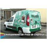 envelopamentos de veículos de frotas Guarulhos