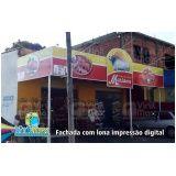 Fachada comercial preço Guarulhos