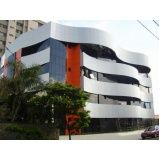 fachada de ACM de alumínio Arujá