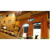 fachada de loja infantil em ACM preço Barueri