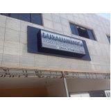 Fachada para empresas Vila Formosa