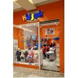 fachadas de loja infantil em ACM Biritiba Mirim