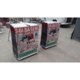 Impressão digital em lonas Salesópolis