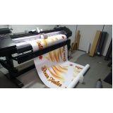 Gráfica de impressão digital