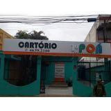 letras caixa para fachada de loja Rio Grande da Serra