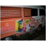 preço de envelopamento de carros de limpeza Salesópolis